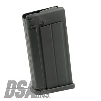 DS Arms FAL SA58 Metric Pattern Polymer Magazine - 20 Round - Black