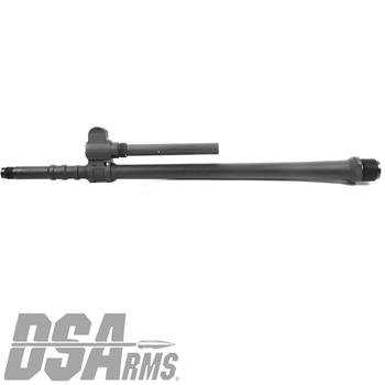 "DSA FAL SA58 16"" Chrome Lined Traditional FAL Profile Barrel Assembly With Gas Block Installed"